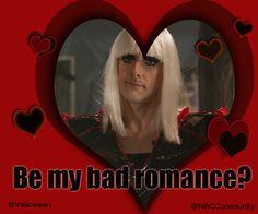 Be my bad romance? #Valloween