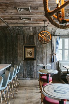 The Obstinate Daughter is a Southern restaurant that borrows from Italian cuisine. (Photo by Andrew Cebulka)