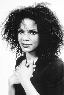 Audra McDonald not only is she beautiful and has the voice of an angel but we are from the same home town! (Kinda)