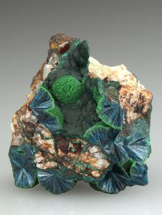 Wavellite / Mineral Friends <3