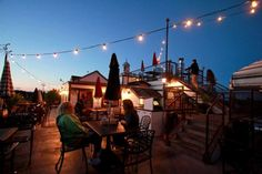 1. McMenamins Hotel Oregon in McMinnville (rooftop dining)