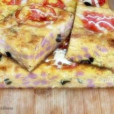 Calzone, Quiche, Food And Drink, Pizza, Cooking, Breakfast, Recipes, Adidas, Kitchen