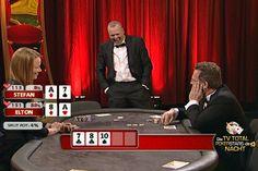 Mit der TV-Total Pokernacht ist das Pokerspiel regelmäßig auf der Matschscheibe zu sehen. Nicht zuletzt dieses Event beweist, wie weit sich das Pokerspiel im Laufe der Jahre entwickelt hat. Nicht nur Pokerfans nutzen die Gelegenheit, bei der Stefan Raab gegen seinen Erzrivalen Elton am Pokertisch antritt, um das beliebte Kartenspiel live im Fernsehen zu verfolgen.