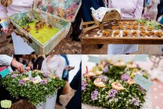 Wedding Canapés Wedding Canapes, Waves Photography, Country Farm, Farm Wedding, Daffodils, Table Decorations, Outdoor, Outdoors, Country Weddings