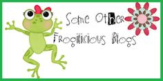 Thanks to Fabulous 4th Grade Froggies, here is an awsome resouce, right at your finger tips, just waiting for you. . .Here is a great linky type list of great blogs, broken down by grade levels.  You will find grades 3-5, K-2, 6-12, and others