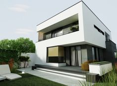 Constructii case Iasi | AGROINDUSTRIAL CONSTRUCT IASIAGROINDUSTRIAL CONSTRUCT IASI Construction, House Design, Mansions, House Styles, Outdoor Decor, Home Decor, Shoes, Arquitetura, Building