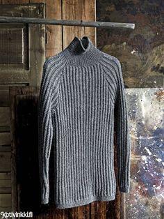Kalastajaneule pehmeä alpakka sekoitelanka pyöröpuikot 4,5 teetee tundra 700 g perinneneule ikisuosikki miehelle tai naiselle Knitting Charts, Knitting Patterns, Knitting Ideas, Drops Design, Knit Crochet, Men Sweater, My Style, Fabric, Shirts