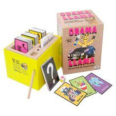 Obama Llama Board Game : Target