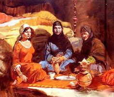 iraqi painter siran baran