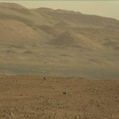 NASA, Mars Science Laboratory - Curiosity Rover: Mastcam - Sol 45 (45th Martian day since landing) raw image  Mastcam raw image, Sol 45 (45th Martian day since landing) raw image - NASA, Mars Science Laboratory - Curiosity Rover