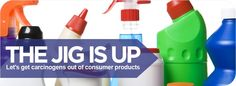 Trash Cancer: a site that list & rates carcinogens in the products we use everyday!