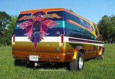 70's anything | 70 S Custom Vans http://virtualvanner.deviantart.com/art/Flying-Eagle ...vk