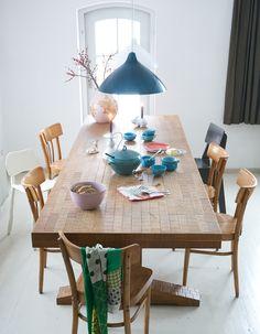 Interiors: Gorgeous Home of designer Hellen van Berkel! | Art And Chic