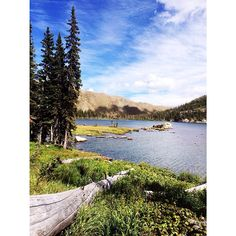 Diamond Lake Trail: A 10 mile hike, almost 2 miles high. #colorado