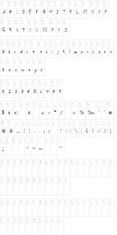 Grunge Handwriting