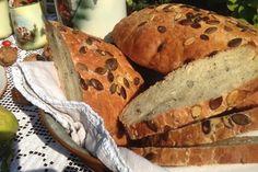 Upečte si výborný domáci tekvicový chlieb! Pizza, Bread, Food, Brot, Essen, Baking, Meals, Breads, Buns