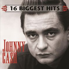 Vinyl Johnny Cash - 16 Biggest Hits, Music on Vinyl, HQ Vinyl Music, Lp Vinyl, Vinyl Records, Johnny Cash American, Country Hits, Country Music, New Music Releases, The Big Hit, George Jones