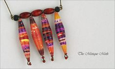 cool paper beads