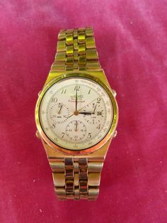US $99.99 Pre-owned in Jewelry & Watches, Watches, Wristwatches