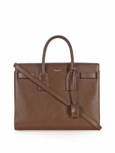 Sac De Jour small leather tote | Saint Laurent | MATCHESFASHION.COM