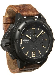 Welder K45 2700 Watch - Free Shipping from Watchismo.com