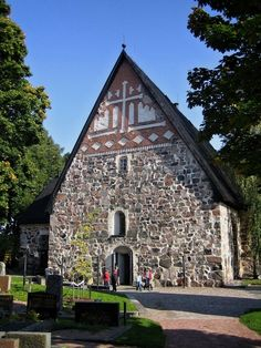 (Espoo Cathedral, Espoo, Finland) - Top 30 Tourist Attractions in Finland Cities In Finland, Finland Travel, Helsinki, Amazing Places On Earth, Exotic Beaches, Scandinavian Countries, Church Architecture, Road Trip Hacks, Urban City