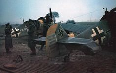 Bf 109 's F  Source WW2 aircraft - arguably the best aircraft of the war....