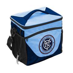 New York City FC MLS 24-Pack Cooler