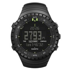 Suunto Core All Black (display negativo) | Your #1 Source for Watches and Accessories