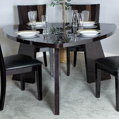 Najarian Furniture DTARI Ariana Triangle Table   Home Furniture Showroom