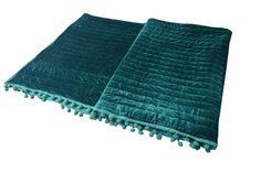 Teal Bedspread, Teal Quilt, Green Comforter, Teal Bedding, Emerald Green Weddings, Blanket Sleeper, Green Blanket, Green Queen, Queen Size Quilt