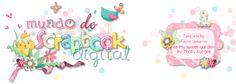 Mundo do Scrapbook Digital