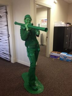 toy green army man halloween costume halloween stuff pinterest army men halloween costumes and costumes