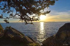 Lighthouse Park, Juniper Point Trail- West Vancouver, British Columbia, Canada Vancouver, Trail, Finding Neverland, Canada, British Columbia, Lighthouse, Celestial, Adventure, Sunset