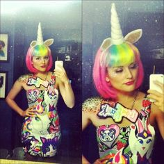 Lisa Frank Unicorn
