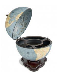 #wereldbol #bar #globe - Galileo