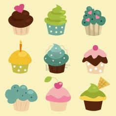 to be a cupcake