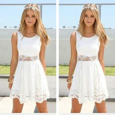 New Fashion Summer Sexy Women Dress Casual Dress for Party and Date graduation dress= 4724163204 Casual Dresses For Women, Sexy Dresses, Cute Dresses, Clothes For Women, Dress Casual, Mini Dresses, Ladies Dresses, Cheap Dresses, Short Beach Dresses