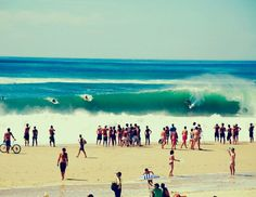 Catch some waves here in #Hossegor #France