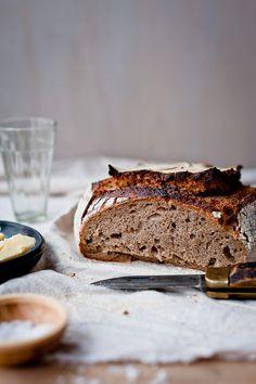 Rye Sourdough Bread by Sarka Babicka Photography, via Flickr