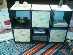 Eco-friendly modular furniture! yubecube.com