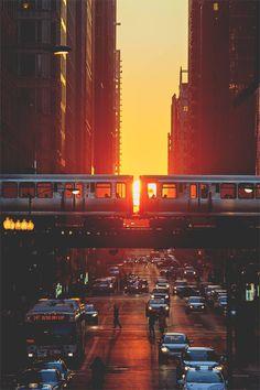 De metro's van New York. Ooit op een dag ga ik nog naar deze prachtige stad.