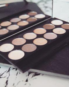sleek - steek makeup - eyeshadow - eyeshadow palette - a new day - beauty - makeup - palette - Instagram blogger - fards a paupières - i divine - @makemeshiny instagram