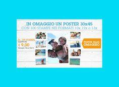 IL FOTOGRAFO AREZZO via Monte Falco 12 tel 0575324898 Fino al 31 di luglio,IN OMAGGIO UN POSTER 30X45 Con 100 stampe nei formati 10x,12x,13x su www.ilfotografoarezzo.photosi.com,per tutte le altre offerte vieni a trovarci