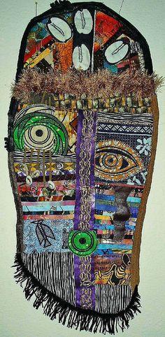 GCSE African Masks Woman Shorts and Bermudas kiwi woman killed in bermuda African Masks, African Art, Inka, Art Brut, African Textiles, Masks Art, Outsider Art, Native Art, Tribal Art
