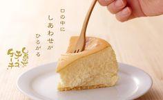 しあわせのチーズケーキ プールアヴェニール春菓
