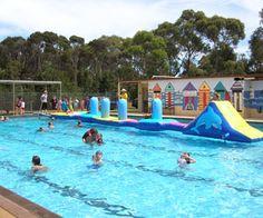 YMCA Cowes Outdoor Pool on Phillip Island, Australia