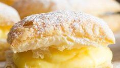 Sporcamuss Italian Cream Filled Pastries - Italian Chocolate Pastry Cream Tiramisu – An Italian in my Kitchen -