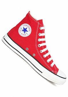 80d76f47bdd7b Converse All Star Hi - Sneaker - Rot