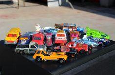 Automobiline vintage da collezione